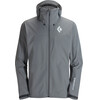 Black Diamond M's Liquid Point Shell Jacket Nickel